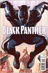 Black Panther #1 Cover - Ross Variant