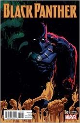 Black Panther #1 Cover - Sook Variant