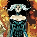 First Look at Empress #1 by Millar & Immonen