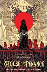 House of Penance #1 Cover