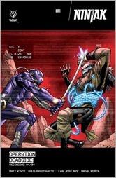 Ninjak #13 Cover C - Henry