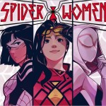 Silk, Spider-Woman and Spider-Gwen Unite in Spider-Women Alpha #1