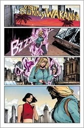 Spider-Women Alpha #1 First Look Preview 1