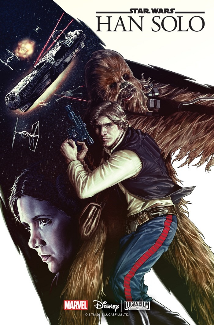First Look at Star Wars: Han Solo #1 - Coming in June