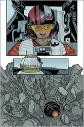 Star Wars: Poe Dameron #1 Preview 1