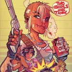 First Look at Tank Girl: Two Girls One Tank #1
