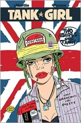 Tank Girl: Two Girls One Tank #1 Cover C - Shaky Kane