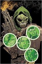 Uncanny X-Men #6 Cover - Land Story Thus Far Variant