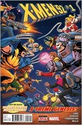 X-Men '92 #1 Cover
