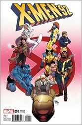 X-Men '92 #1 Cover - Ferry Variant