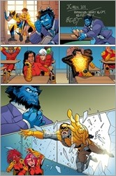 X-Men '92 #1 Preview 3