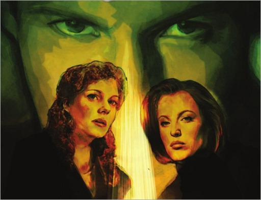 X-Files Deviations One-Shot