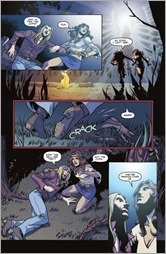 X-Files Deviations One-Shot Preview 3