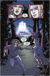X-Files Deviations One-Shot Preview 4