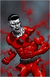 4001 A.D.: BLOODSHOT #1 – Cover B by CAFU