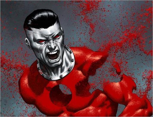4001 A.D.: Bloodshot #1
