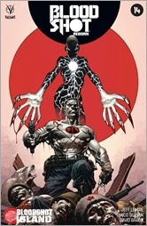 Bloodshot Reborn #14 Cover A - Giorello