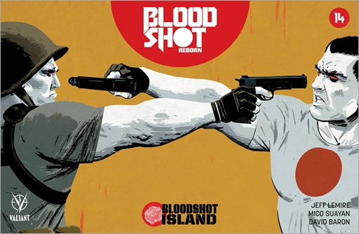 Bloodshot Reborn #14