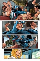Captain America: Steve Rogers #1 Preview 3