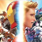 First Look at Civil War II #1 by Bendis & Marquez