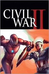 Civil War II #1 Cover - McNiven Variant