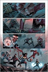 Civil War II #1 Preview 1
