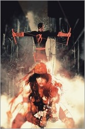 Daredevil #6 Cover - Bill Sienkiewicz