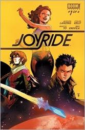 Joyride #1 Cover A