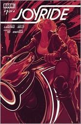 Joyride #1 Cover B - Variant