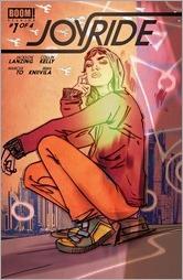 Joyride #1 Cover C - Variant
