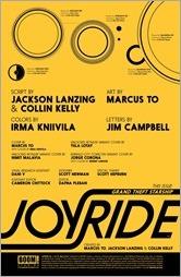 Joyride #1 Preview 1