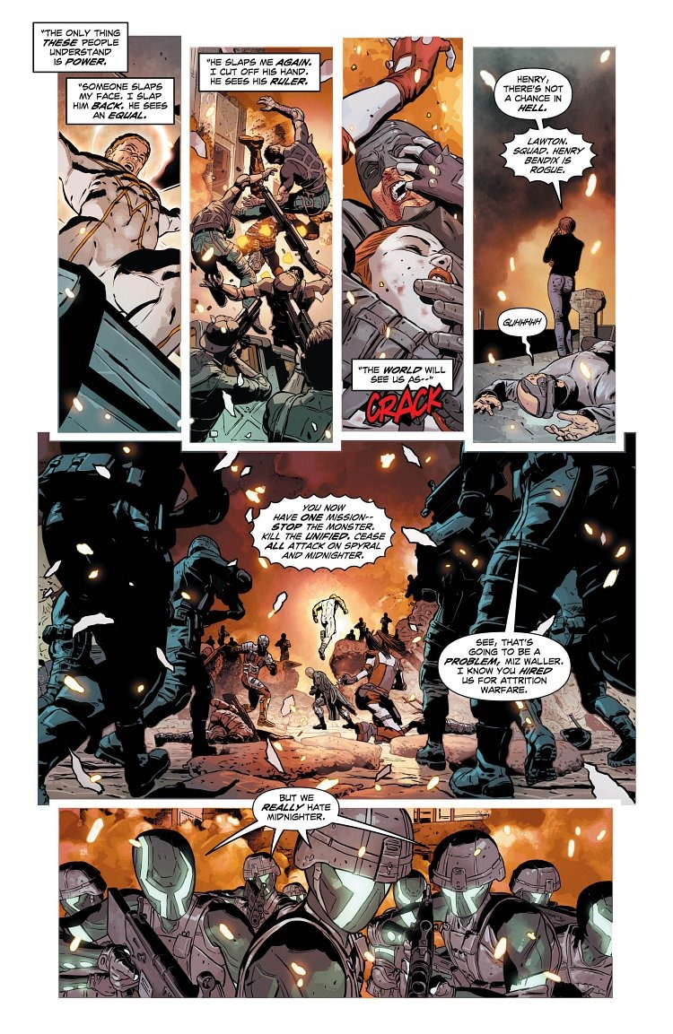 Preview Midnighter 12 By Orlando Aco Amp Petrus