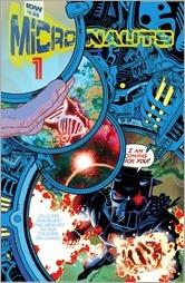 Micronauts #1 Cover