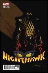 Nighthawk #1 Cover - Albuquerque Variant