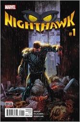 Nighthawk #1 Cover