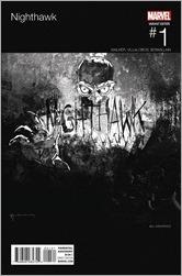 Nighthawk #1 Cover - Sienkiewicz Hip-Hop Variant