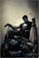 The Punisher #1 Cover - Maleev Variant