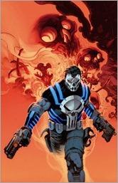 The Punisher #1 Cover - Stevens AOA Variant
