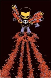 The Punisher #1 Cover - Young Variant