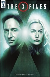 The X-Files #1 Cover