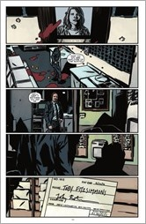 The X-Files #1 Preview 6
