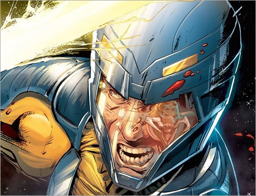 X-O Manowar Annual 2016 #1