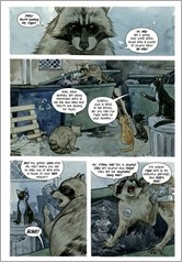 Beasts of Burden: What The Cat Dragged In Preview 5