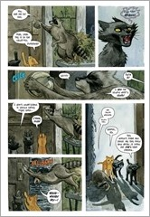 Beasts of Burden: What The Cat Dragged In Preview 6