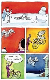 Snow Angel TPB Preview 7