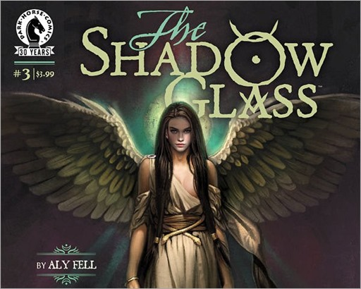 The Shadow Glass #3