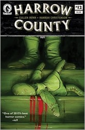 Harrow County #12 Cover