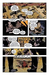 Demonic #1 First Look Preview 1