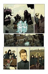 4001 A.D.: Shadowman #1 First Look Preview 5