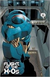 4001 A.D.: X-O Manowar #1 Preview 3